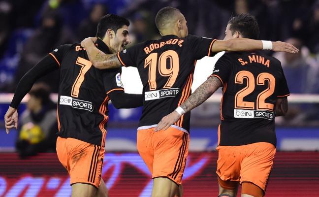 Un Valencia letal