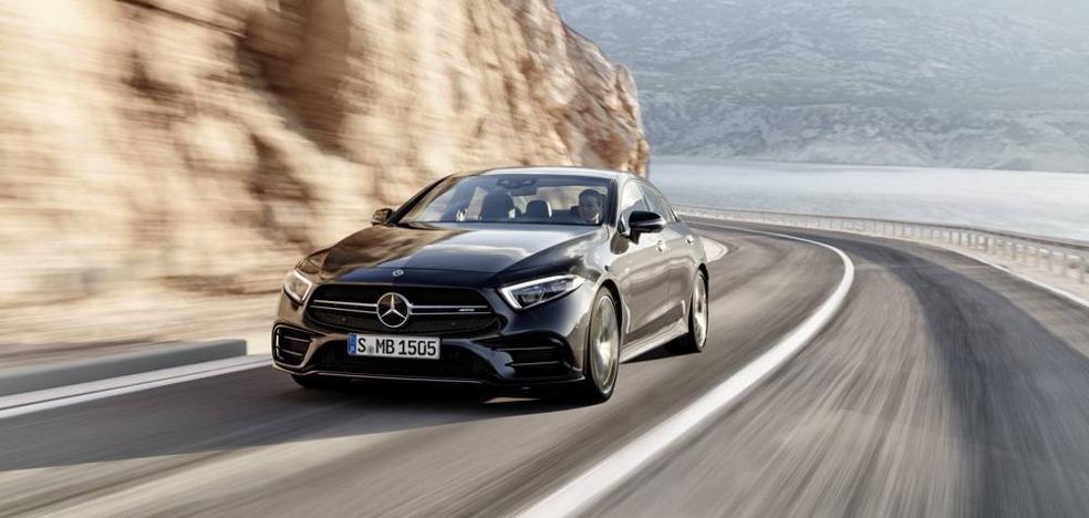 Mercedes-AMG 53 en las gamas CLS, E Cupé y E Cabrio