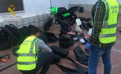 Detenido un menor de edad tras esclarecerse 30 robos en domicilios, garajes y trasteros de L'Horta Nord