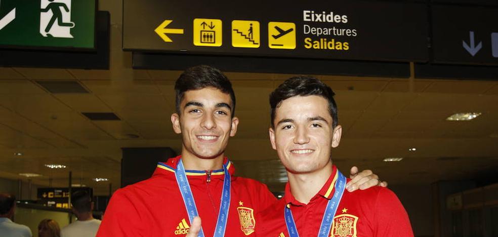 Guillamón acompañará a Ferran Torres en la sub-19