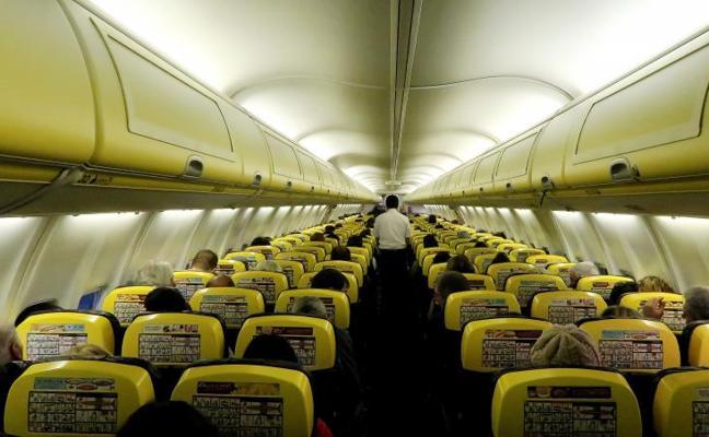 Así funciona la nueva política de equipajes de Ryanair