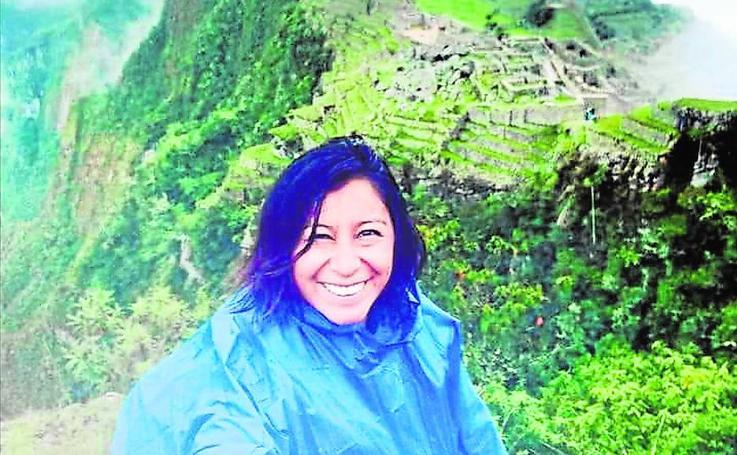 Fotos de la desaparición de la valenciana Nathaly Salazar en Perú