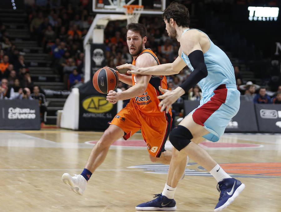 Fotos del Valencia Basket-Barcelona Lassa