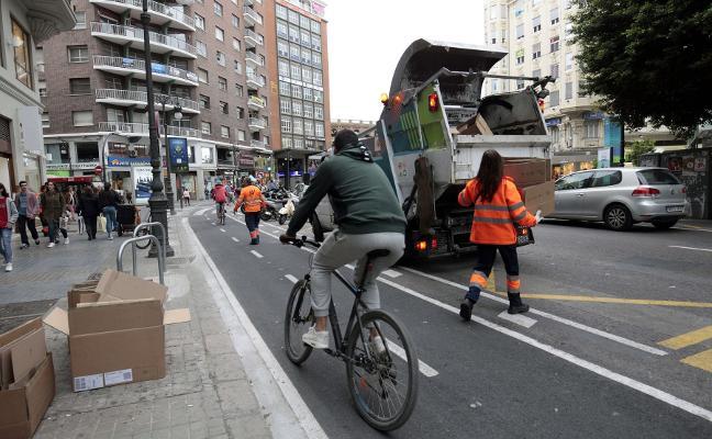Grezzi aprueba cinco carriles bici sin informes de Urbanismo
