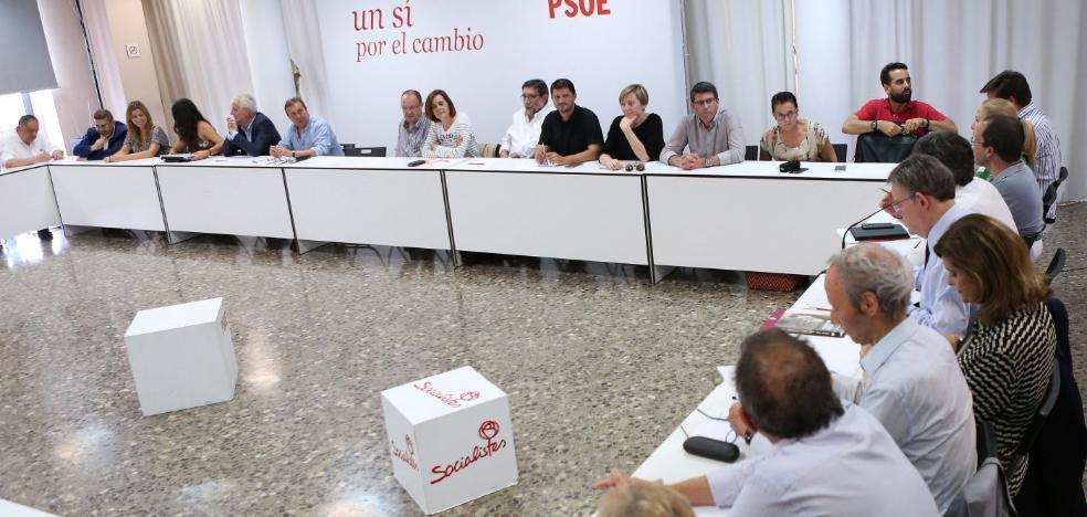 La cúpula del PSPV teme «una guerra» en las primarias comarcales