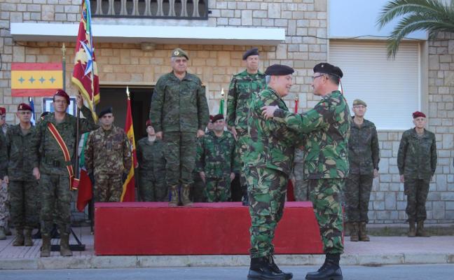 Viegas, nuevo segundo jefe del cuartel de Bétera