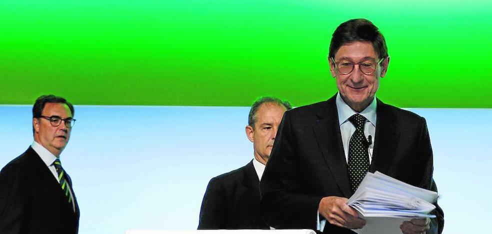 Bankia ofrece la prejubilación a sus trabajadores a partir de 56 años tras la fusión con BMN