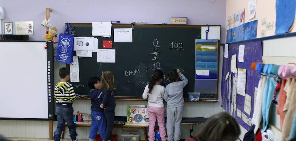 Inician la tramitación de nueve grandes actuaciones en colegios de Valencia