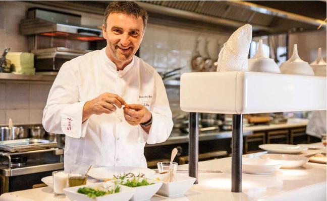11 'Estrellas Michelin' cocinarán menús especiales a cuatro manos en Valencia