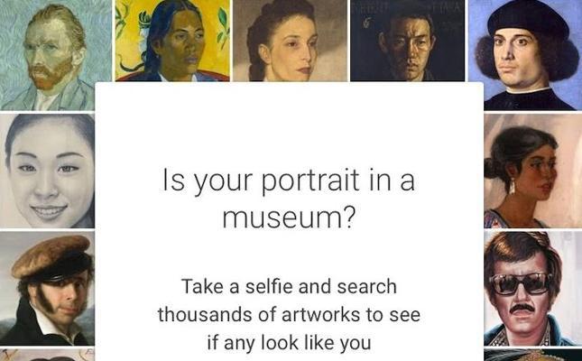 ¿Está tu cara en un museo?