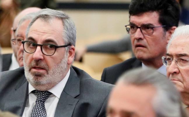 Nueve empresarios ratifican ante el juez que financiaron ilegalmente a PPCV con 1,2 millones