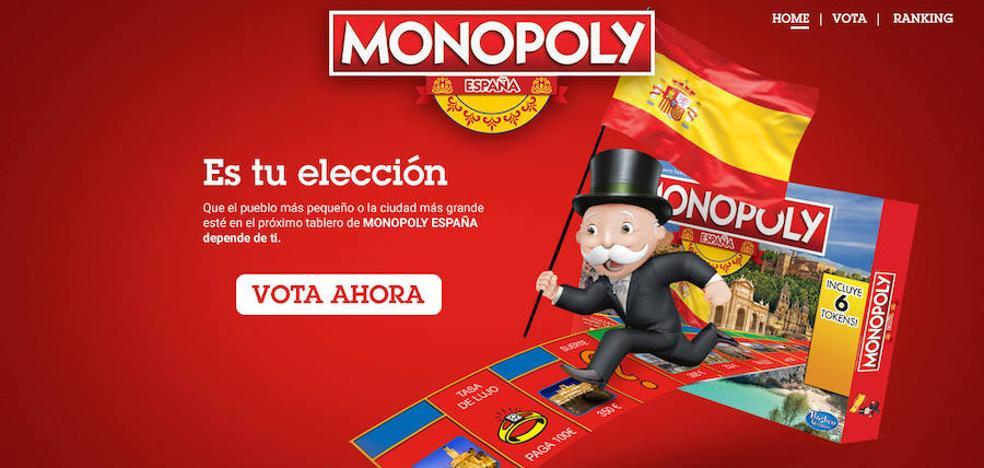 Así se elegirán las ciudades y pueblos del nuevo Monopoly España