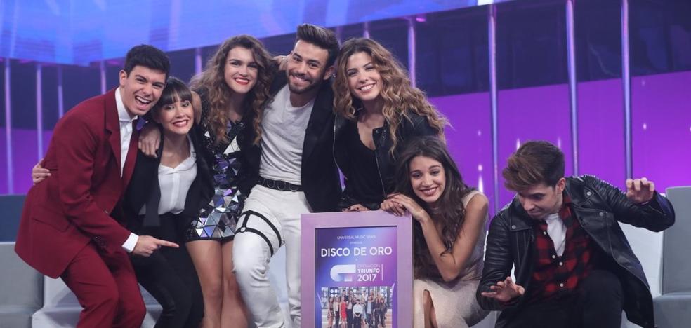 Los cuatro finalistas de Operación Triunfo y el enorme sorpresón del jurado en la votación