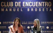 Sandra Gómez reivindica para Valencia la capitalidad del Mediterráneo