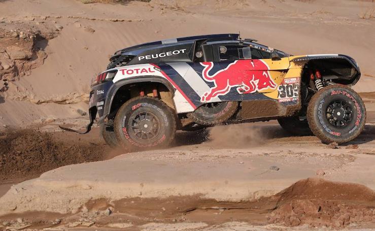 Las mejores imágenes de la undécima etapa del Dakar