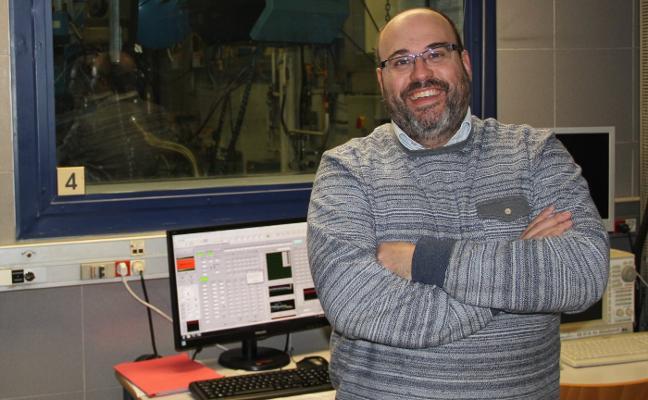 Antonio García, premio Forest R. McFarland
