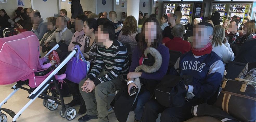 Las operaciones contra las listas de espera en La Fe se suspenden por falta de camas