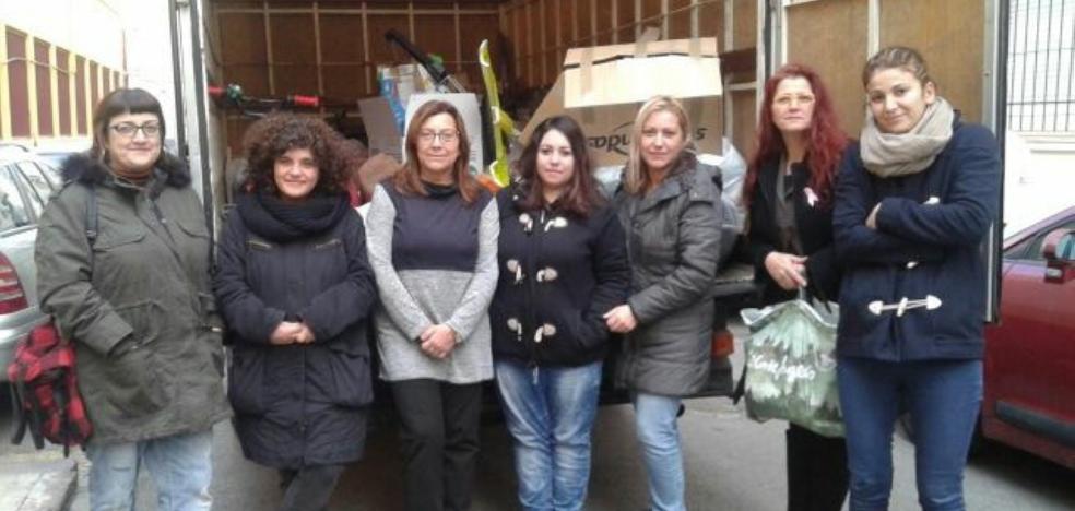 Catarroja cierra Ca la Mare, que reparte alimentos a más de 200 familias