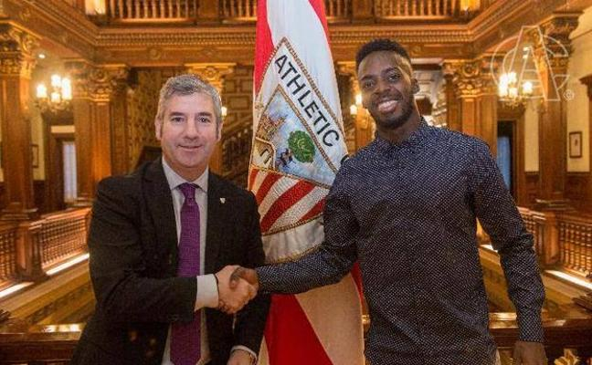 El Athletic renueva a Williams hasta 2025