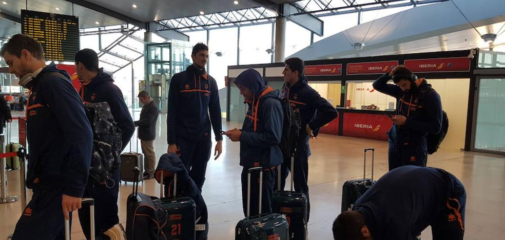 El Valencia Basket vuela a Kaunas con Green