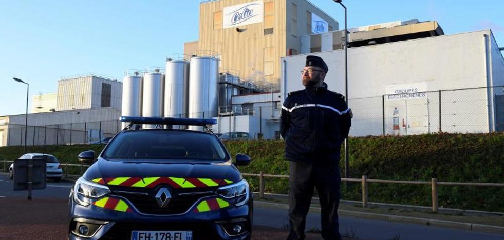 La Policía francesa registra la sede de Lactalis por el brote de salmonela