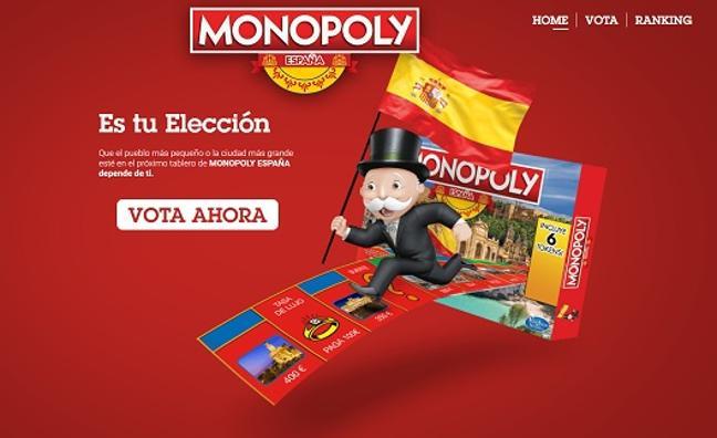 Tres pueblos de la Comunitat Valenciana, candidatos a formar parte del próximo tablero de Monopoly España