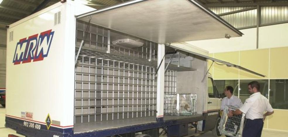 MRW hace efectivo su traslado a Ribarroja del Turia
