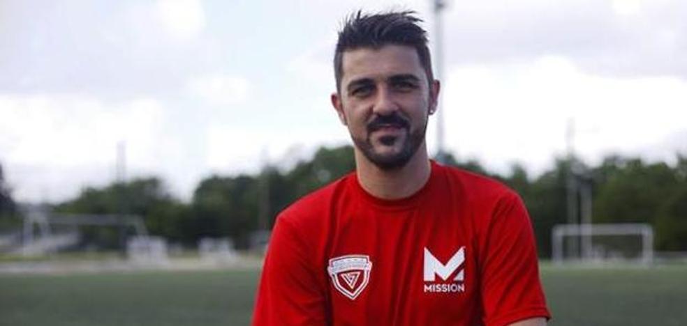 La 'Historia del fútbol', por David Villa
