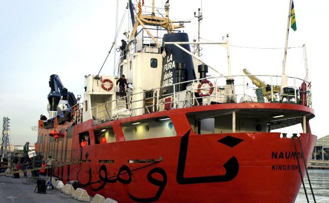 La Fura atracará un buque en la Marina para representar 'Naumon'