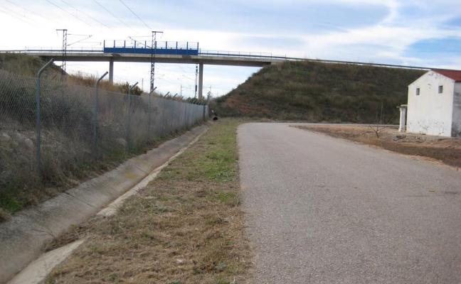 Limpieza de caminos rurales del término