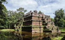 Angkor Wat, los asombrosos templos de la selva de Camboya