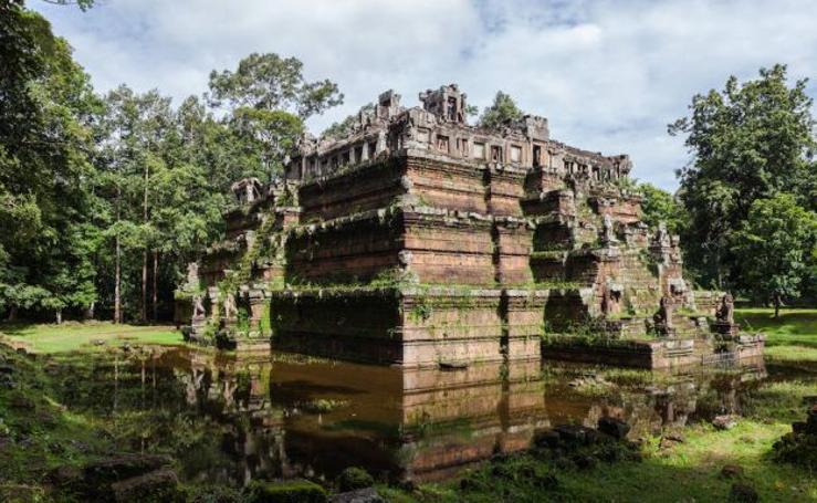 Fotos de Angkor Wat, los asombrosos templos de la selva de Camboya