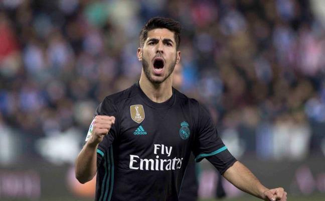 Asensio: «En el Madrid hay que afrontar cada partido como si fuera el último»