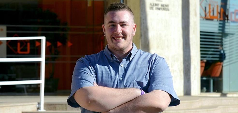 El primer hombre transexual que ocupa el cargo de concejal en la Comunitat Valenciana