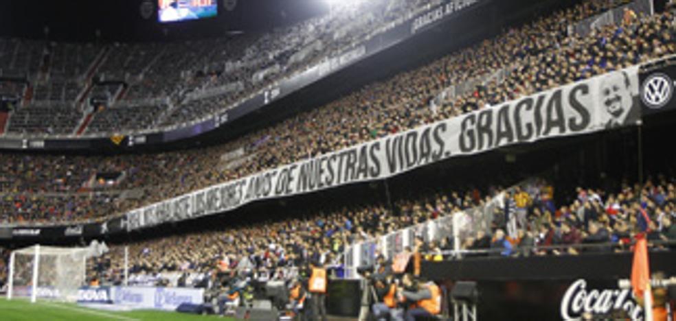 Mestalla colgará el 'no hay billetes' ante el Real Madrid