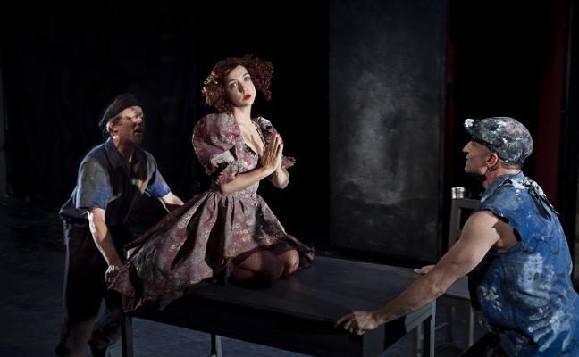 Shakespeare contra el acoso sobre las mujeres