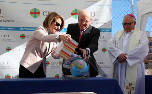 La universidad Cardenal Herrera completará su campus el próximo año