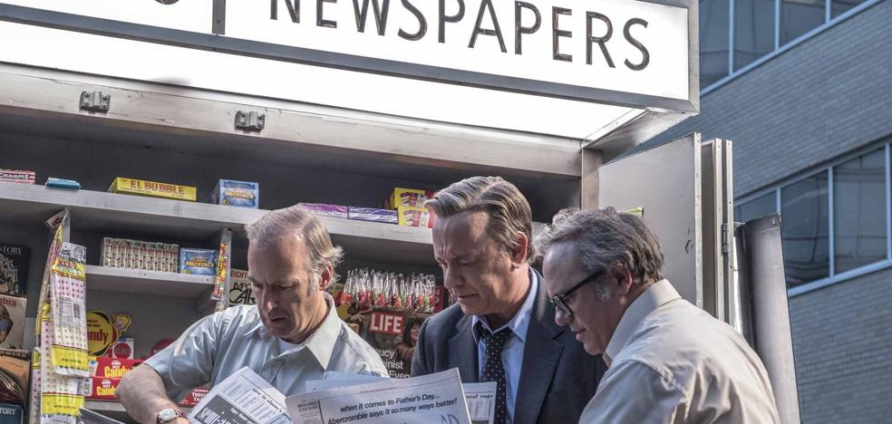 'Los archivos del Pentágono' de Spielberg protagonizan la cartelera