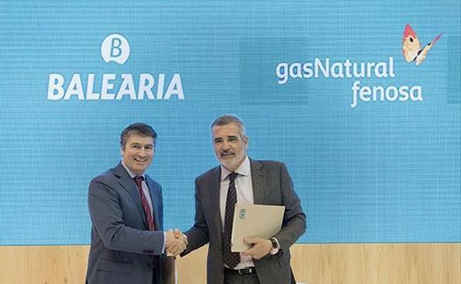 Baleària presenta en Fitur los primeros ferris propulsados por gas natural del Mediterráneo