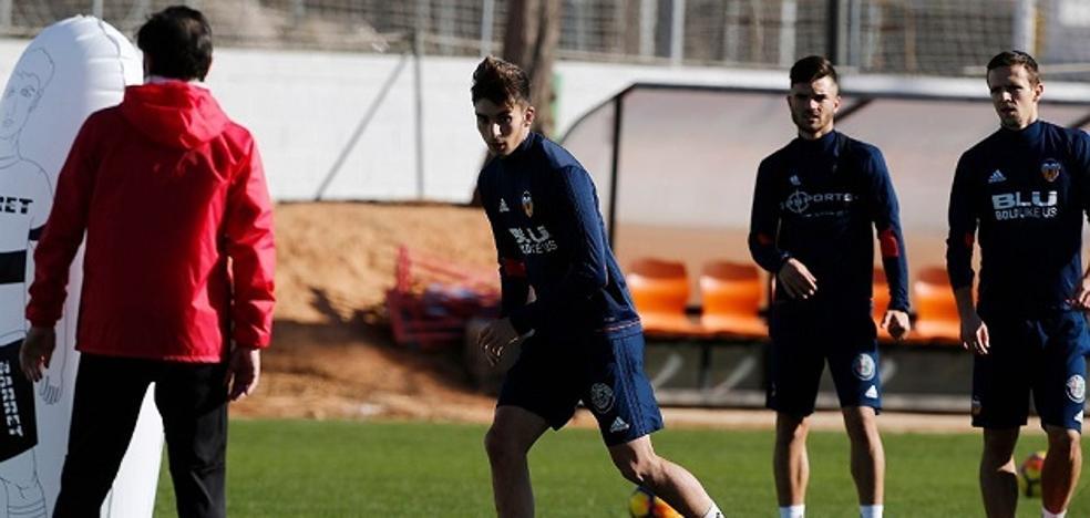 A Canarias sin Parejo ni Ferran Torres