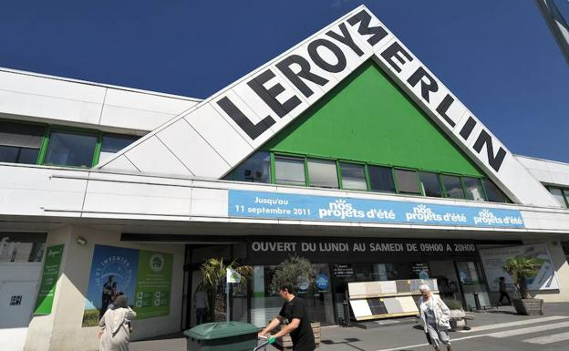 Ofertas de empleo leroy merl n contratar a 48 nuevos for Mono trabajo leroy merlin