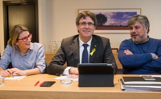 Puigdemont viajará a Copenhague para dar una conferencia en la universidad