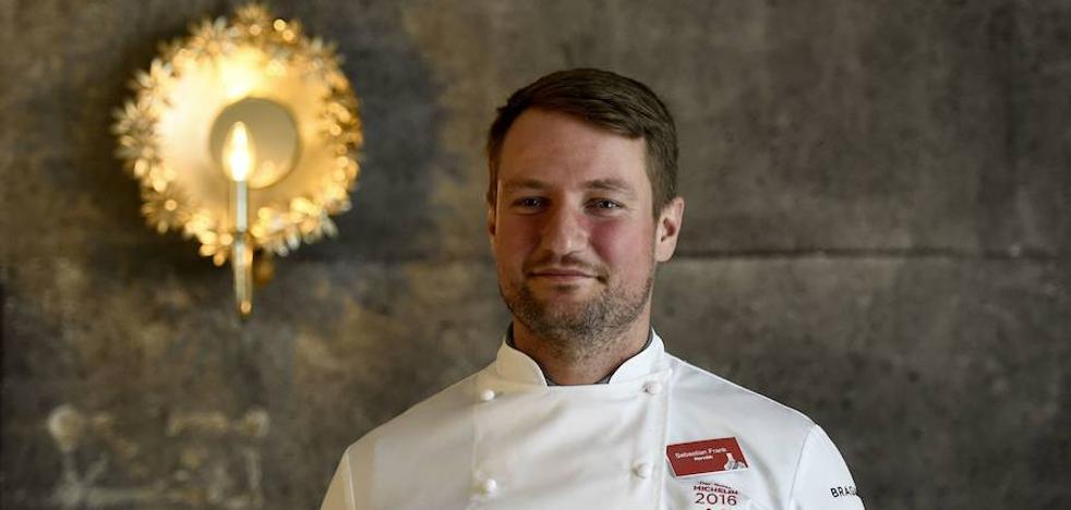 Sebastian Frank, Premio Cocinero del Año en Europa