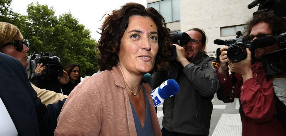 La concejal Beatriz Simón, citada ahora por la financiación ilegal del PP de Valencia
