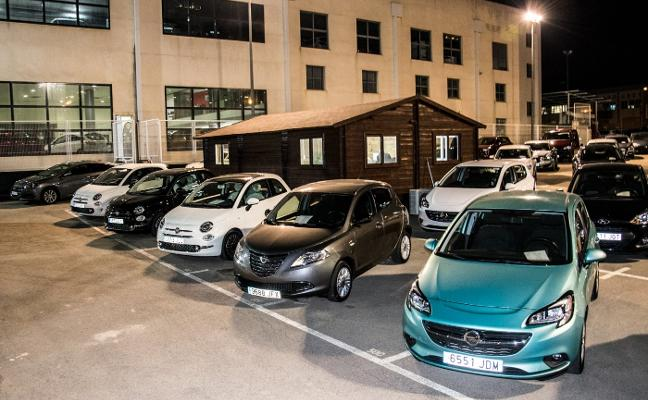 Palma renueva su campa de vehículos  de ocasión en Paterna