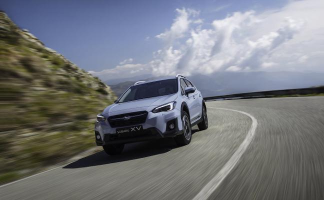 SEGURIDADEl nuevo Subaru XV, de los más seguros