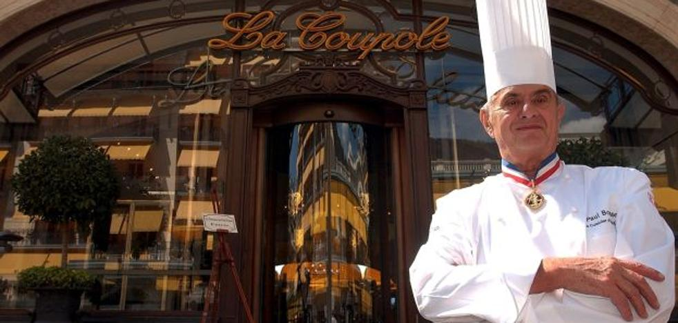 Muere el legendario chef Paul Bocuse