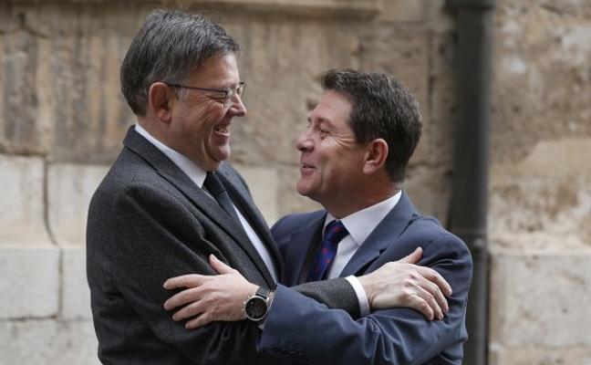 Valencia y Castilla La Mancha hacen frente común para cambiar el modelo de financiación