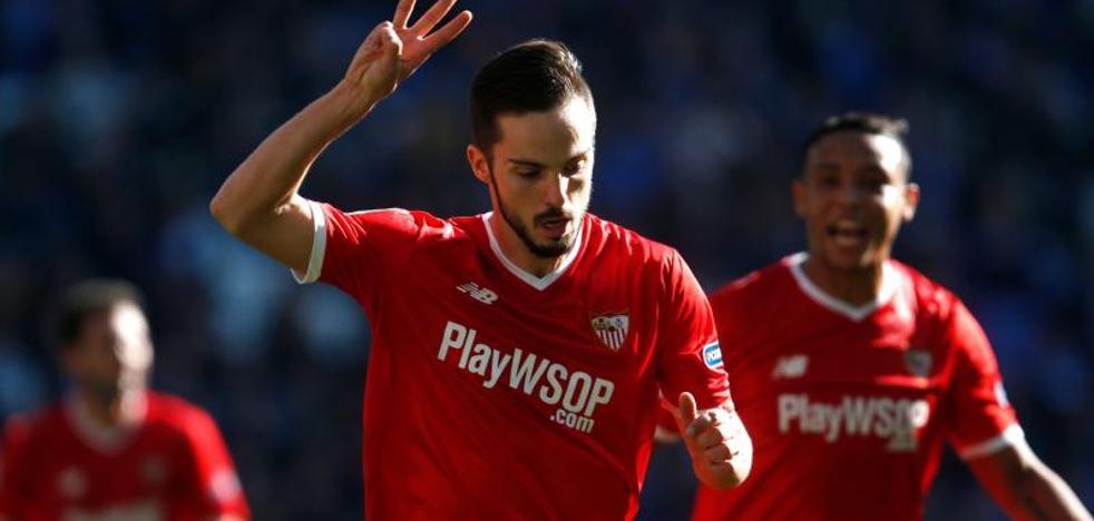 El Sevilla inicia el despegue