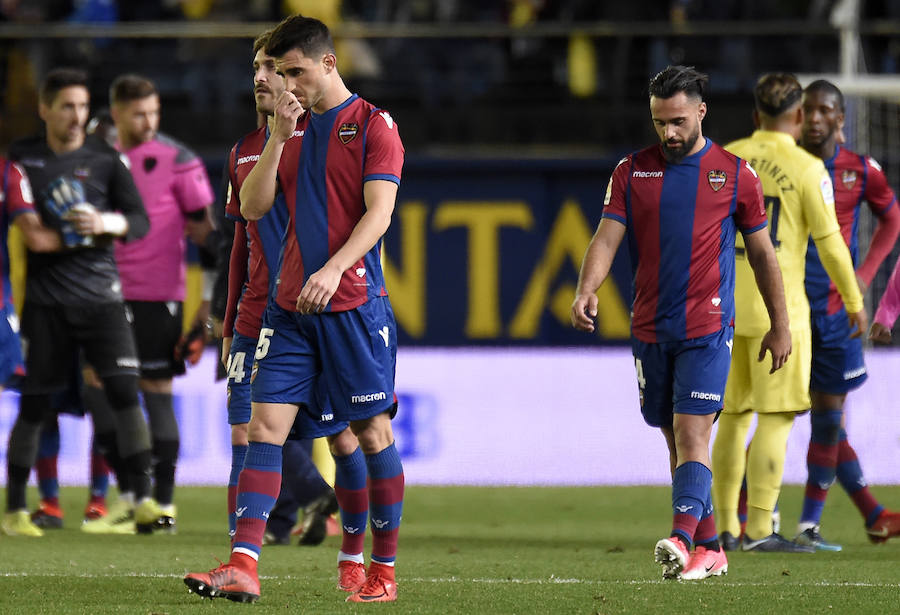 Fotos del Villarreal-Levante UD